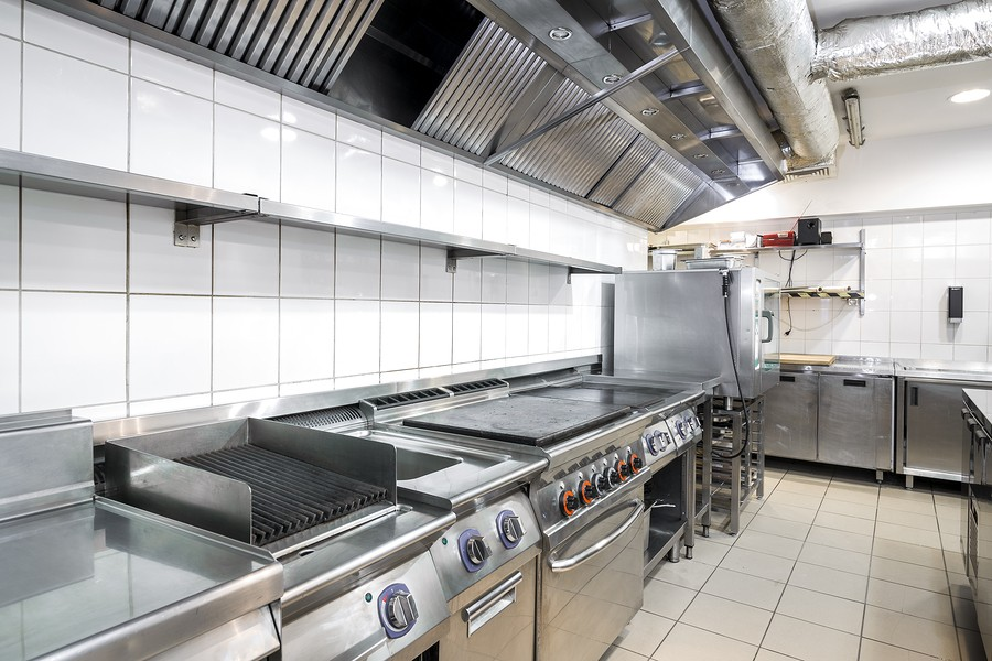 Commercial Range Hood Cleaning